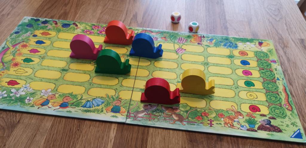 Spiel Tempo Kleine Schnecke
