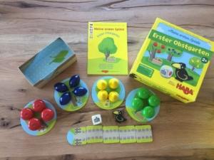 Erster Obstgarten