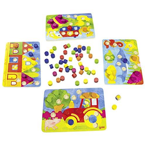 Farbwürfelspiel & Farblernspiel Logo