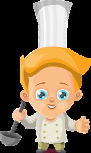 Auch beim Kochen kann das Kind auf einem Lernturm mithelfen